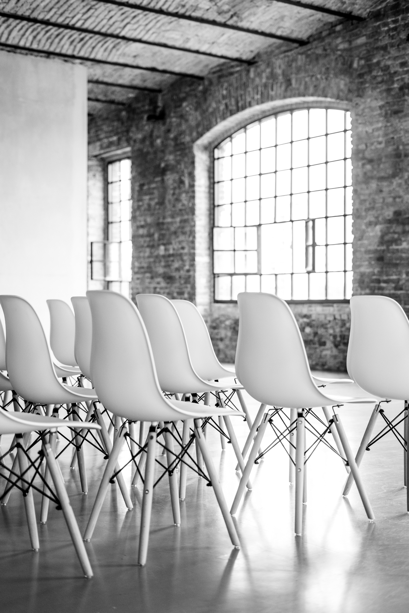 YESS event hire - arculattervezés